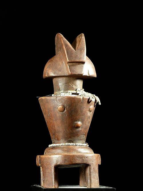 Poupee de fecondite 4 pieds - Mwana Hiti - Zaramo / Kwere