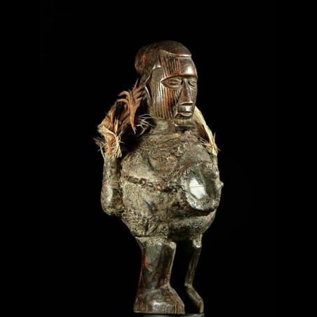 Statue Nkira Ntswo - Teke -...