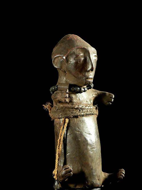 Statue cultuelle - Pere - RDC Zaire