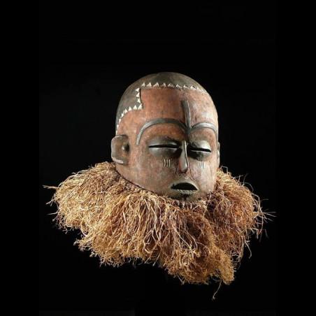 Masque rituel - Pende - RDC...