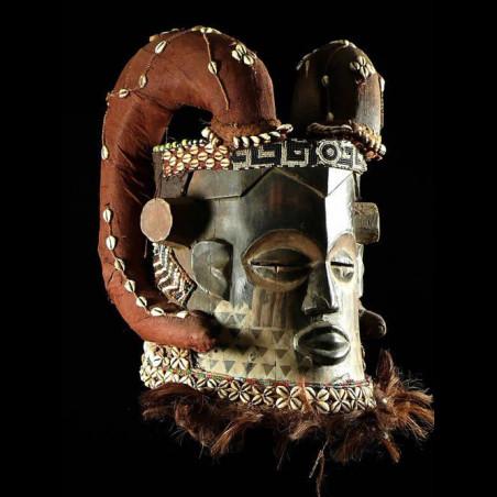 Masque casque Belier - Kuba...