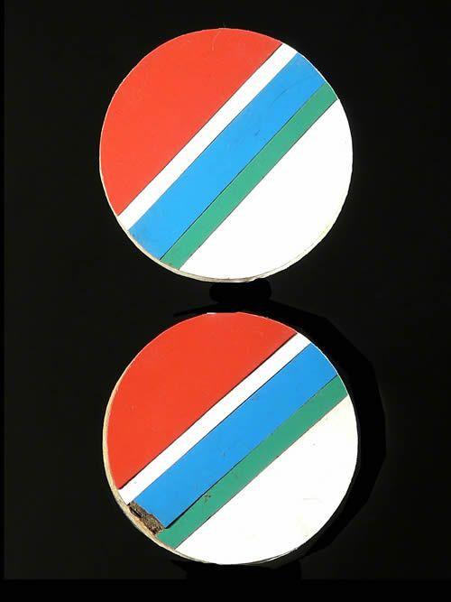 Disques d'oreilles Iziqhaza - Zoulou - Afrique du Sud / Bostwana