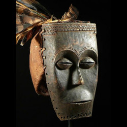 Masque facial funeraire -...