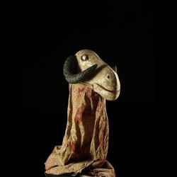 Marionnette Maaniw Belier -...