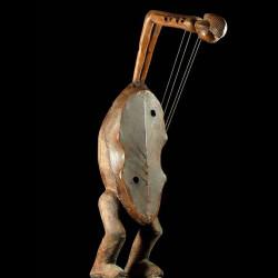 Harpe Arquee - Punu /...