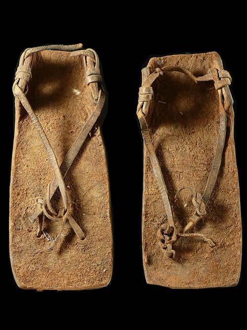 Sandales Divinatoires - Karamojong / Turkana