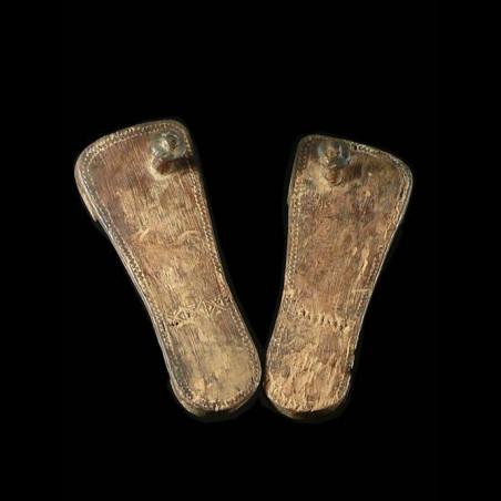 Claquettes en bois - Kwere...