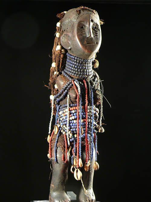 Poupee de fecondite - Giriama / Pokomo - Kenya