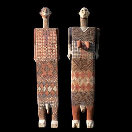 Statues Funeraires - Ngata...