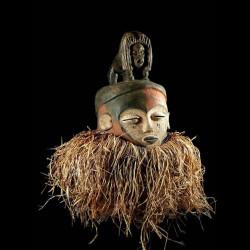 Masque initiatique - Kwese...