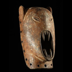 Masque leopard - Songye /...