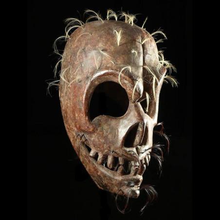 Masque rituel - Himachal -...
