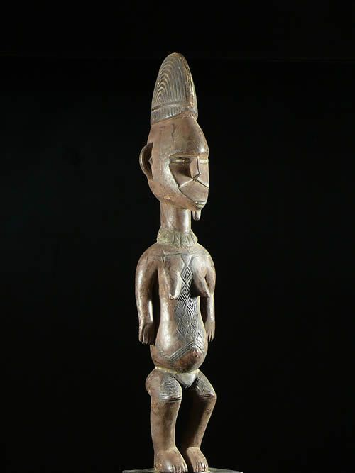 Statue rituelle - Mende - Sierra Leone - Arts Africains