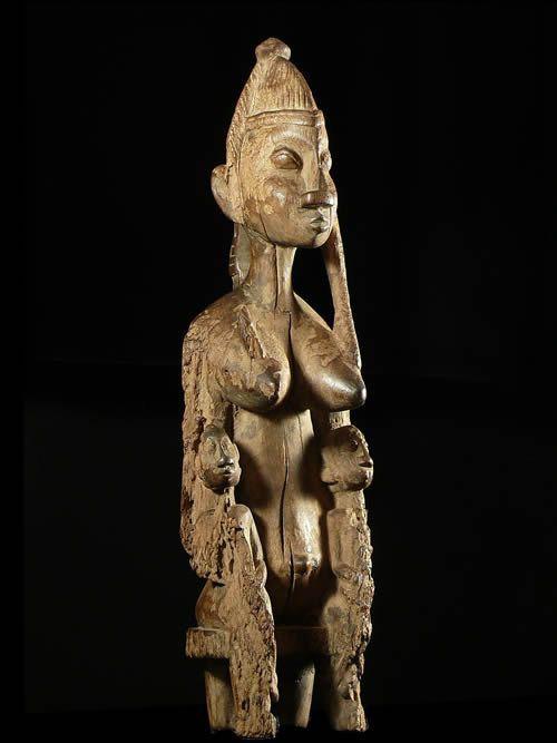 Statue Do Ba du Gwan - Bambara / Bamana - Mali