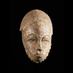 Masque passeport - Baoule -...