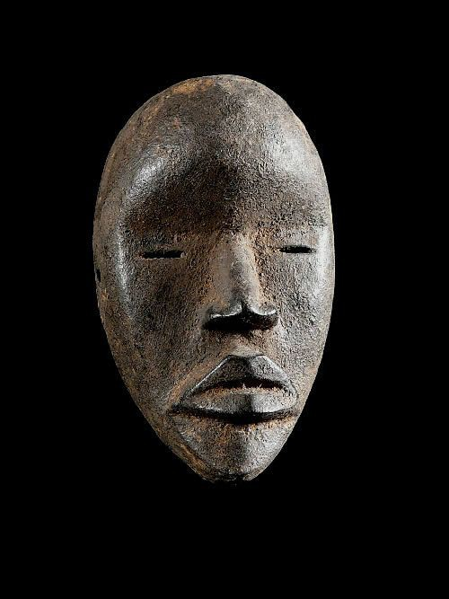 Masque passeport - Dan / Yacouba - Côte d'Ivoire