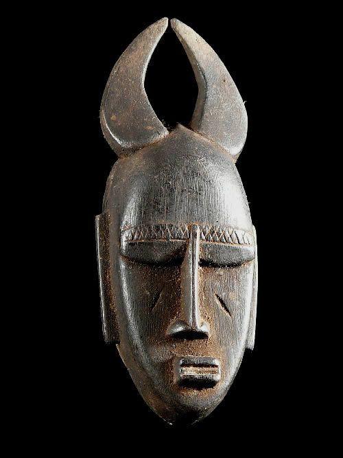 Masque passeport - Djimini - Côte d'Ivoire
