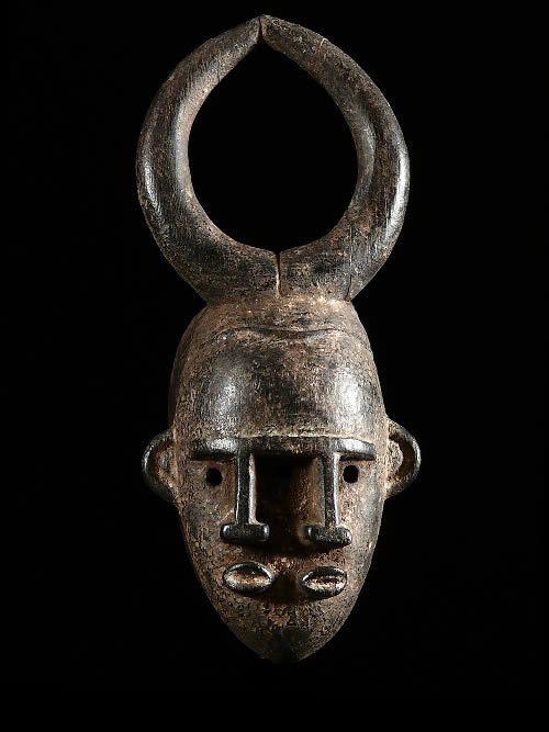 Masque passeport - Ligbi - Côte d'Ivoire