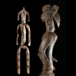 Statue Iagalagana - Mumuye...