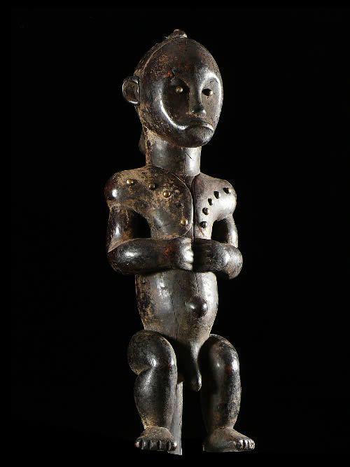 Gardien de reliquaire Biery - Fang / Betsi - Gabon