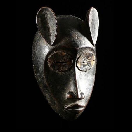 Masque Singe Kpan - Baoule...