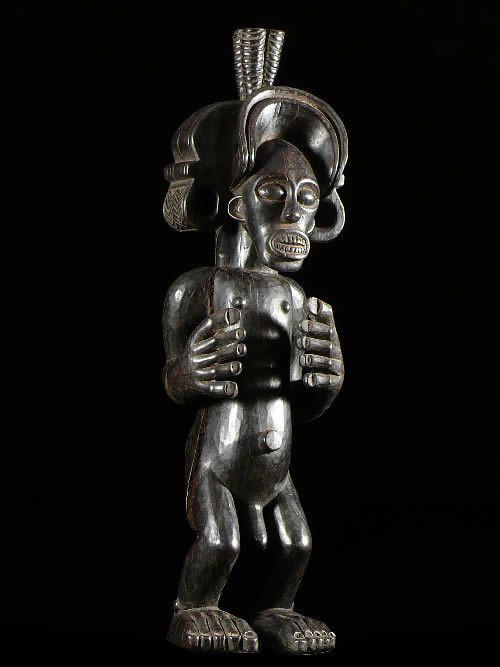 Statue Chibinda Ilunga - Chokwe - Angola