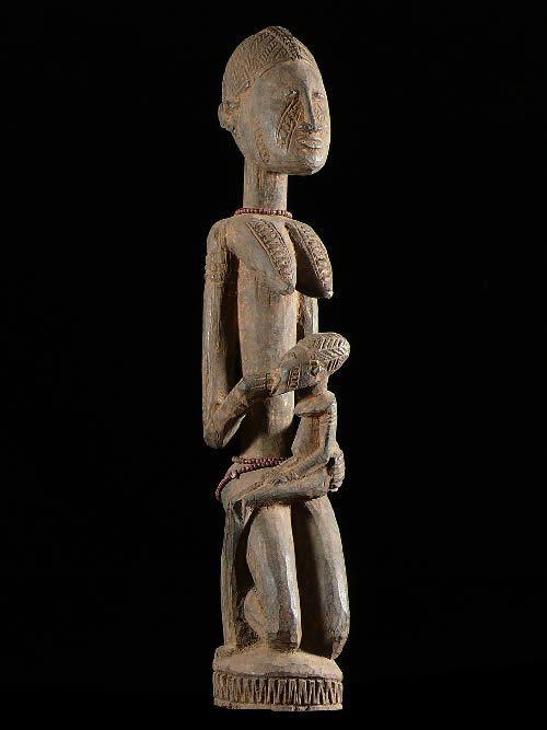 Maternite - Dogon - Mali - Statuaire Africaine