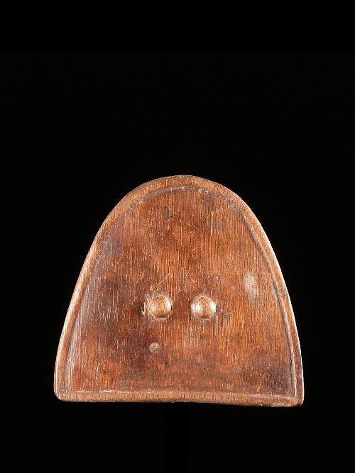 Labret en bois - Kichepo - Soudan
