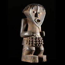 Statue Tadep - Mambila -...