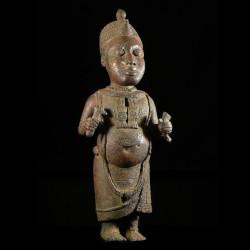 Statuette de Roi / Oni -...