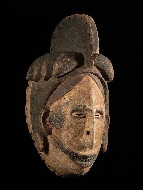 Masque Agbogho Mwo - Igbo Ibo - Nigeria