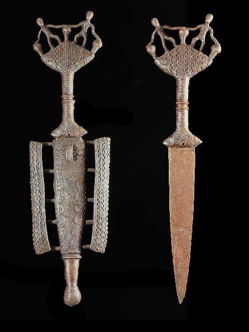 Couteau Poignard - Vete - Cameroun