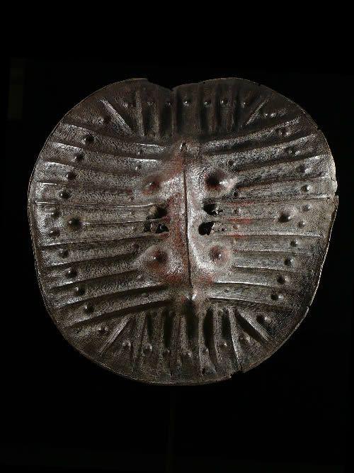 Bouclier en cuir - Oromo / Arussi - Ethiopie