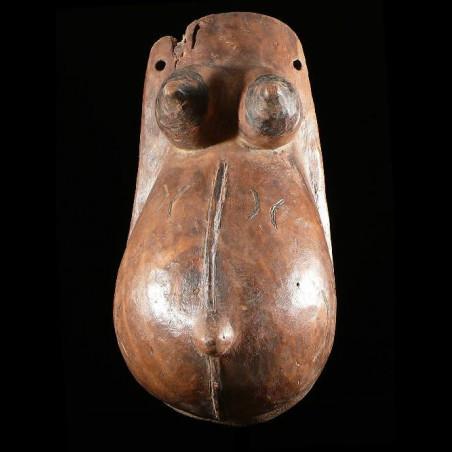 Masque ventre feminin Ndimu...