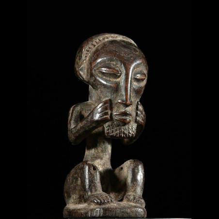 Statue cultuelle masculine...