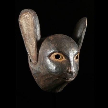 Masque zoomorphe - Mwera /...