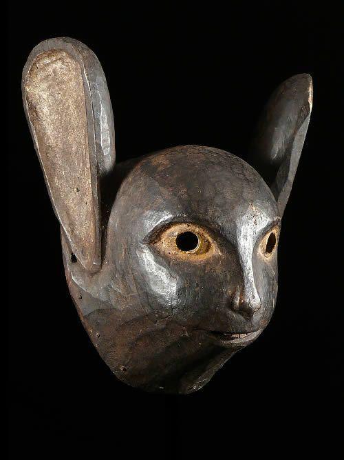 Masque zoomorphe - Mwera / Makua - Tanzanie