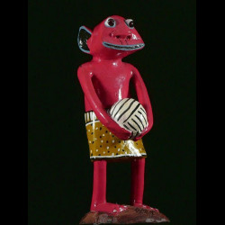 Sculpture Shetani Balle -...