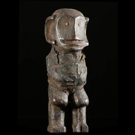 Statuette anthropomorphe -...