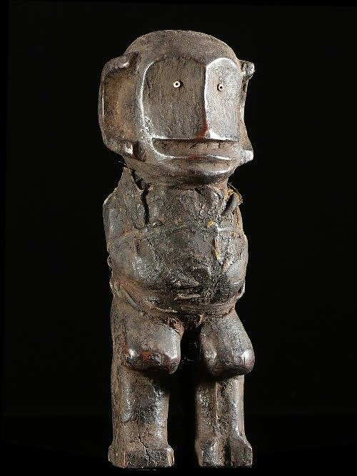 Statuette anthropomorphe - Wambugu - Tanzanie