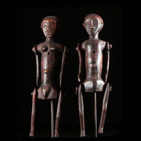 Couple de Marionnettes -...