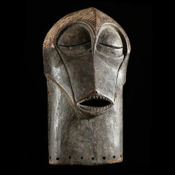 Masque Kifwebe Zoomorphe -...