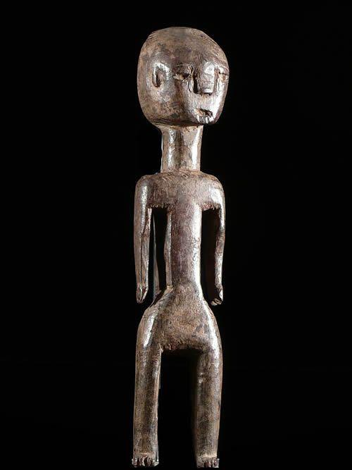 Statue autel - Akan / Abron - Côte d'Ivoire