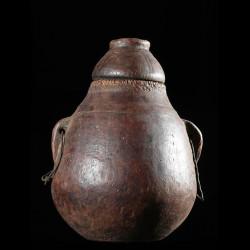 Pot a lait en bois - Oromo...