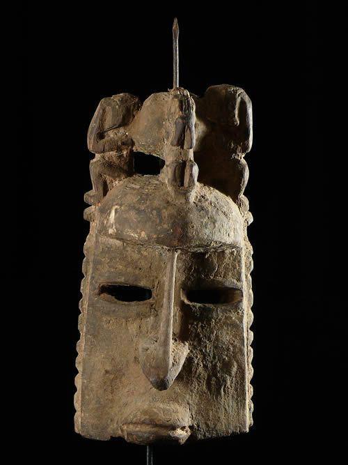 Masque de guerisseur - Dogon - Mali - Masques Africains