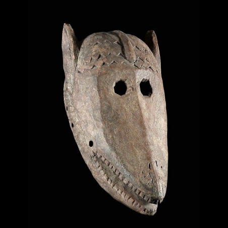 Masque de hyenne - Dogon -...