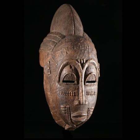 Masque Casque Kpan Goli -...