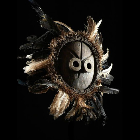 Masque Tundu - Pende - RDC...
