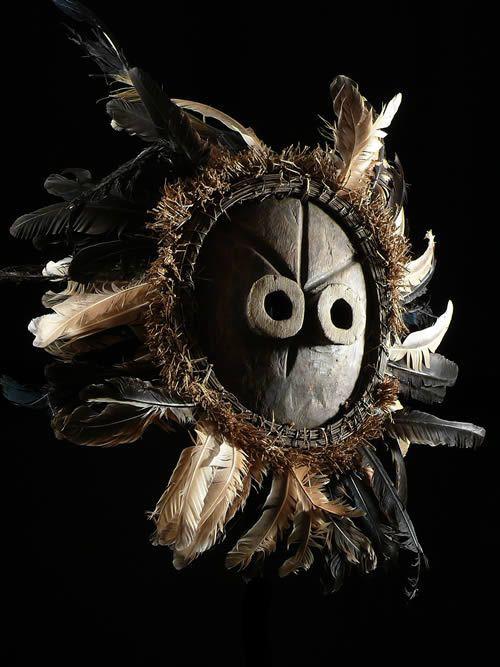 Masque Tundu - Pende - RDC Zaire - Masques africains