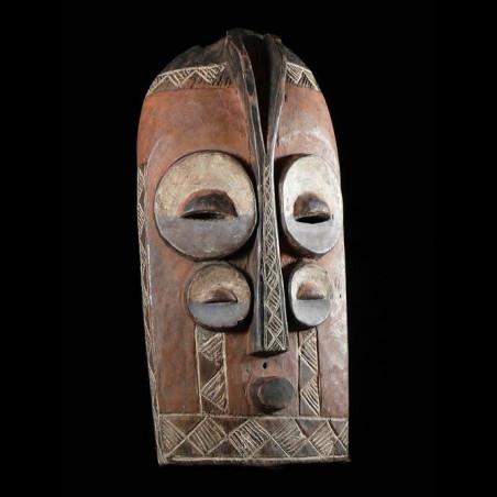 Masque CweCwe - Bembe - RDC...